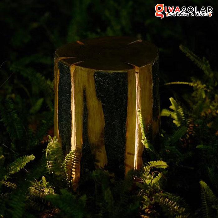 Đèn đôn gỗ trang trí GV-DL1908