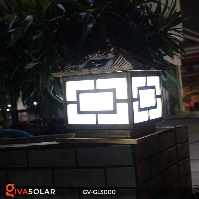Đèn gắn trên cổng năng lượng mặt trời GV-GL3000 10