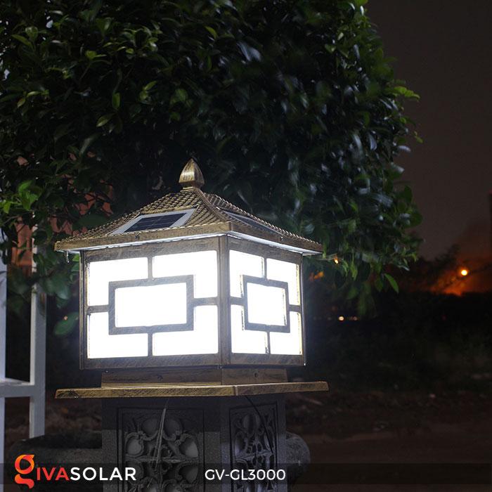 Đèn gắn trên cổng năng lượng mặt trời GV-GL3000 11