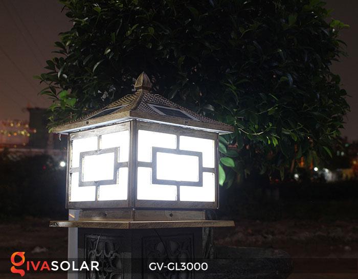 Đèn gắn trên cổng năng lượng mặt trời GV-GL3000 13