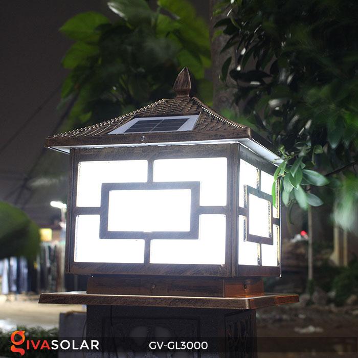 Đèn gắn trên cổng năng lượng mặt trời GV-GL3000 14