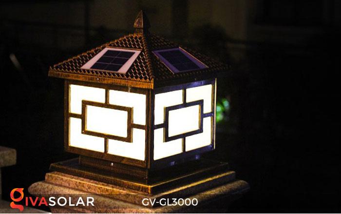 Đèn gắn trên cổng năng lượng mặt trời GV-GL3000 15