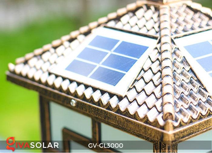 Đèn gắn trên cổng năng lượng mặt trời GV-GL3000 16