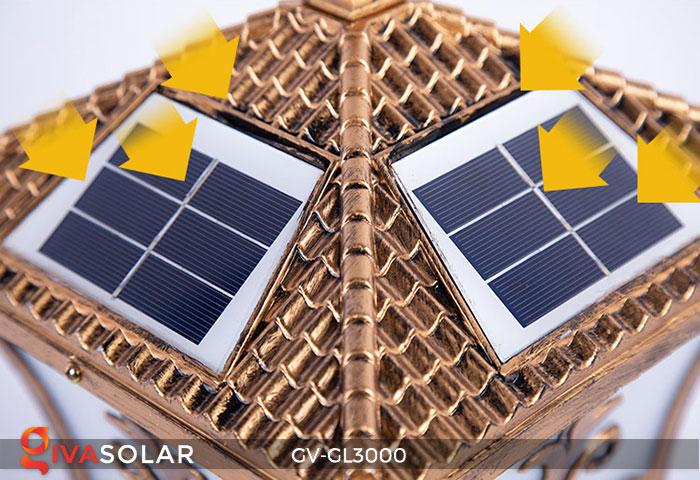 Đèn gắn trên cổng năng lượng mặt trời GV-GL3000 17