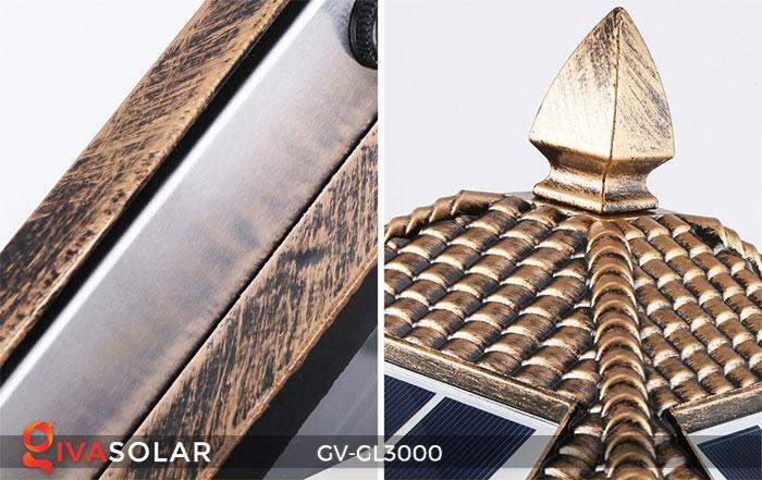 Đèn gắn trên cổng năng lượng mặt trời GV-GL3000 18