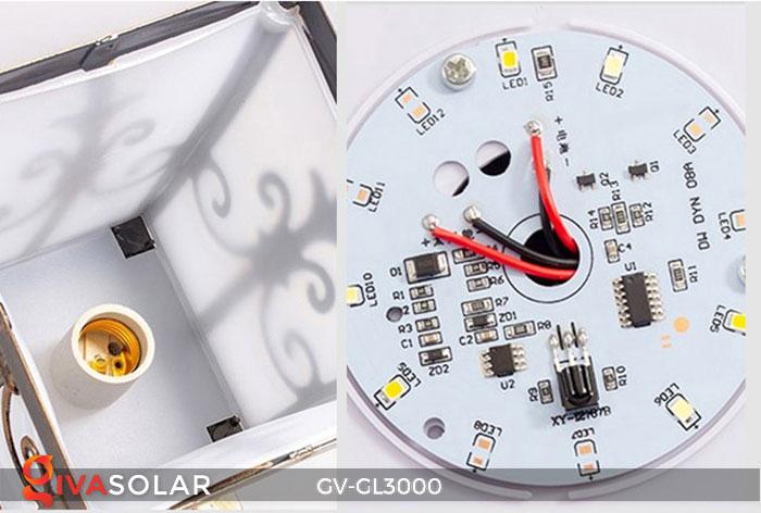 Đèn gắn trên cổng năng lượng mặt trời GV-GL3000 21