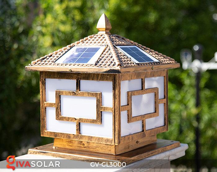 Đèn gắn trên cổng năng lượng mặt trời GV-GL3000 3