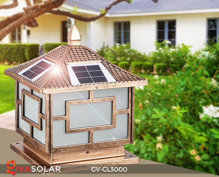 Đèn gắn trên cổng năng lượng mặt trời GV-GL3000 5