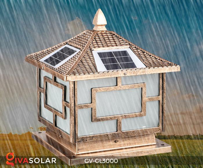Đèn gắn trên cổng năng lượng mặt trời GV-GL3000 6