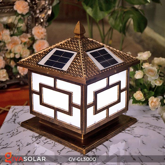 Đèn gắn trên cổng năng lượng mặt trời GV-GL3000 7