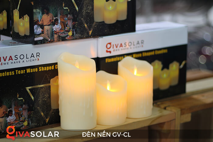 Đèn led nến trang trí GV-CL 1