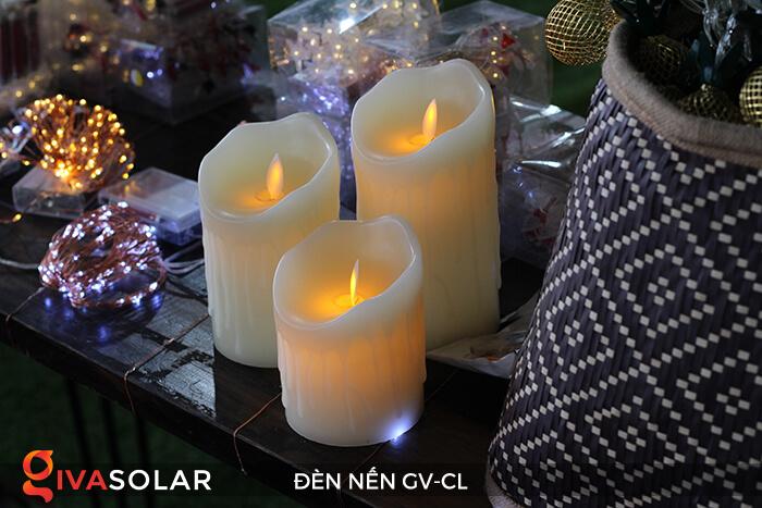 Đèn led nến trang trí GV-CL 3
