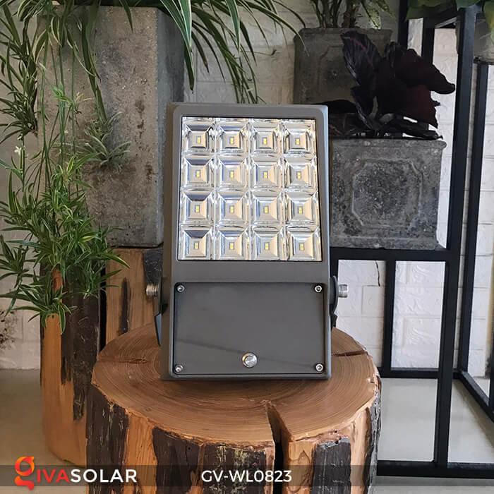 Đèn pha treo tường năng lượng mặt trời GV-WL0823 2
