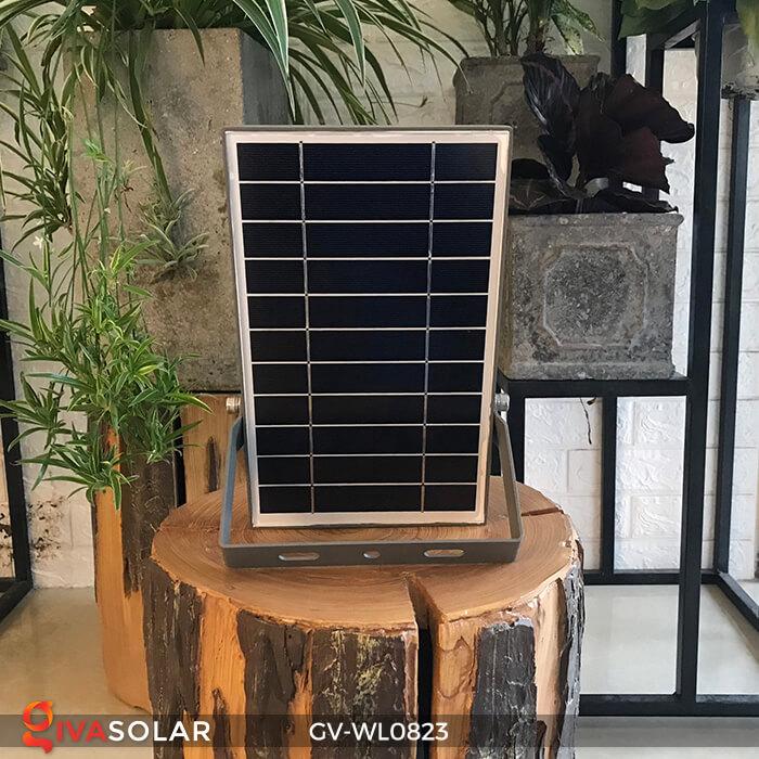 Đèn pha treo tường năng lượng mặt trời GV-WL0823 6