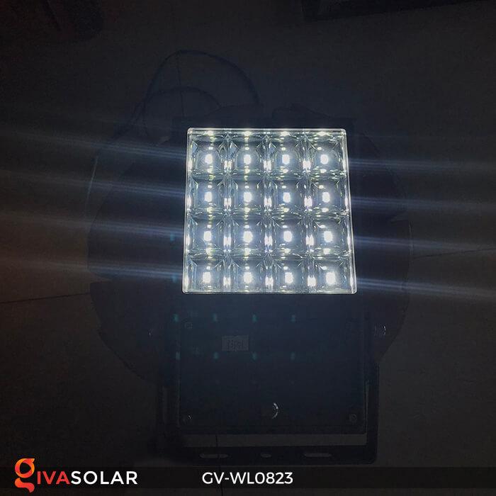 Đèn pha treo tường năng lượng mặt trời GV-WL0823 7