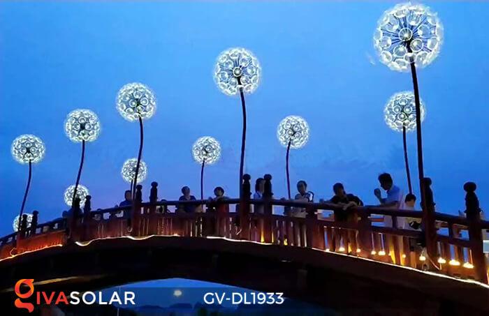 Đèn sợi quang hoa bồ công anh GV-DL1933 3