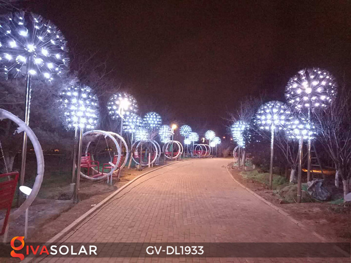 Đèn sợi quang hoa bồ công anh GV-DL1933 5