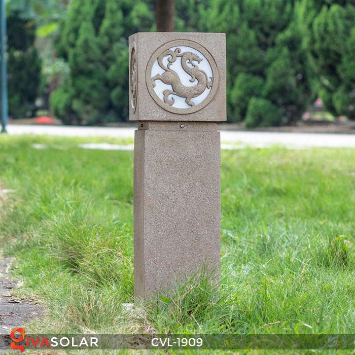 Đèn trụ chiếu sáng sân vườn GVL-1909 10
