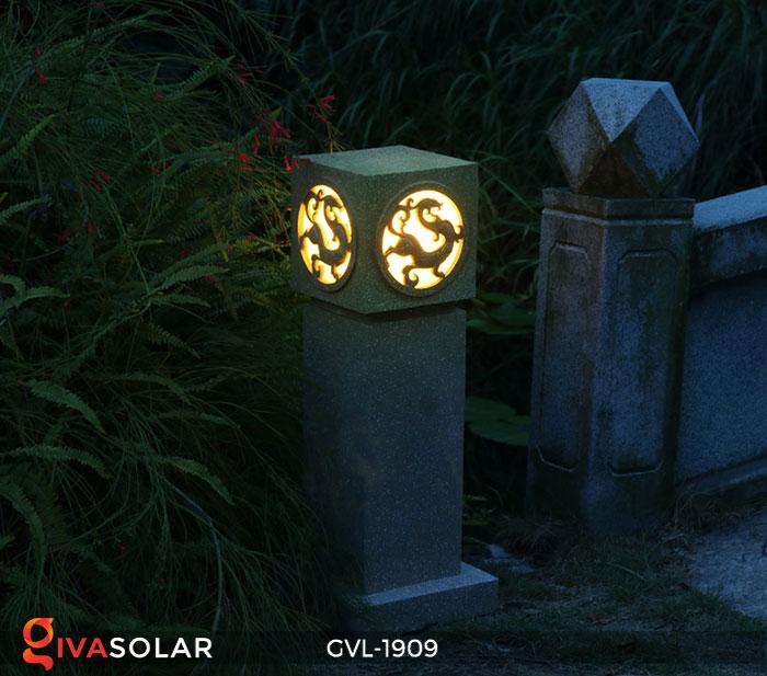 Đèn trụ chiếu sáng sân vườn GVL-1909 12