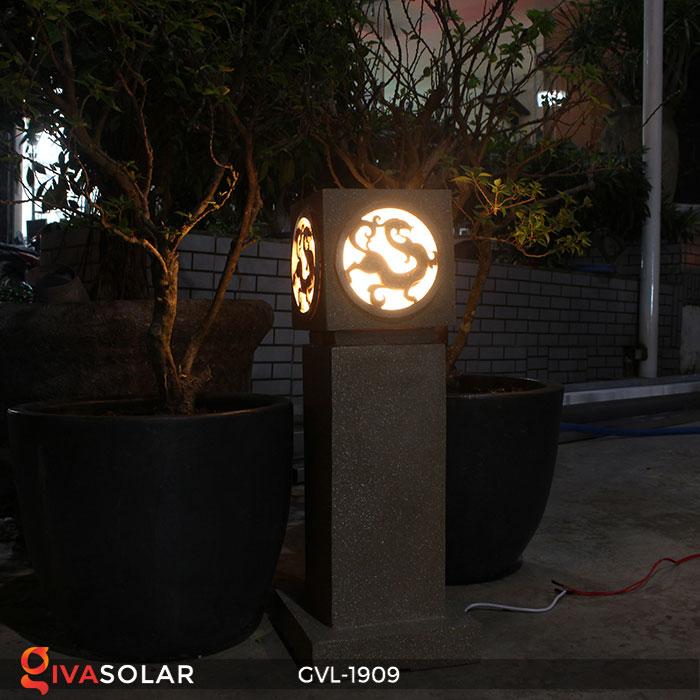 Đèn trụ chiếu sáng sân vườn GVL-1909 13