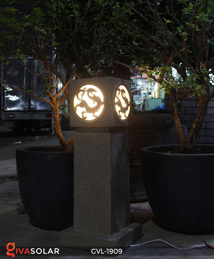 Đèn trụ chiếu sáng sân vườn GVL-1909 17