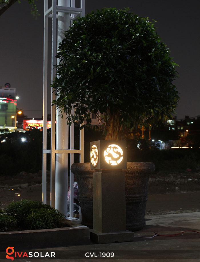Đèn trụ chiếu sáng sân vườn GVL-1909 18