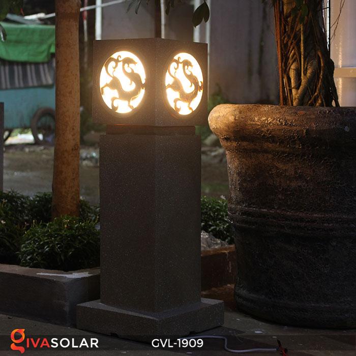 Đèn trụ chiếu sáng sân vườn GVL-1909 19