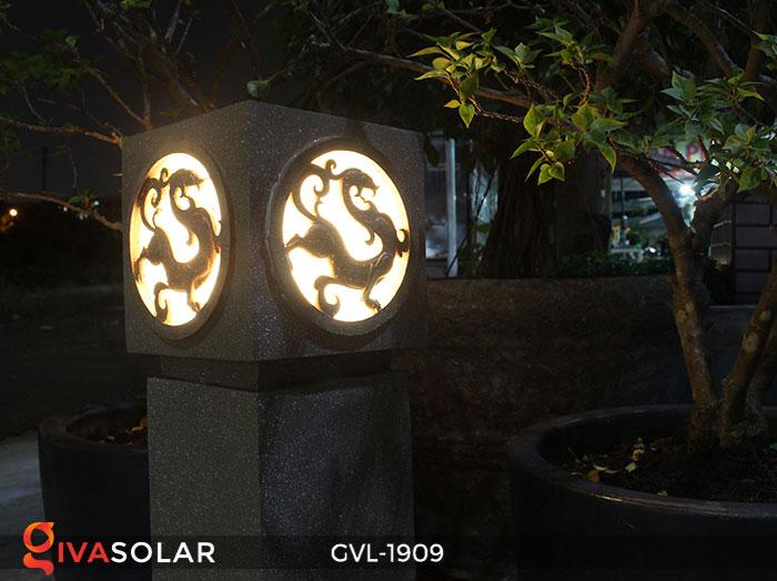 Đèn trụ chiếu sáng sân vườn GVL-1909 20