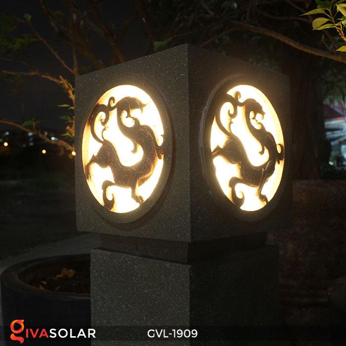 Đèn trụ chiếu sáng sân vườn GVL-1909 21