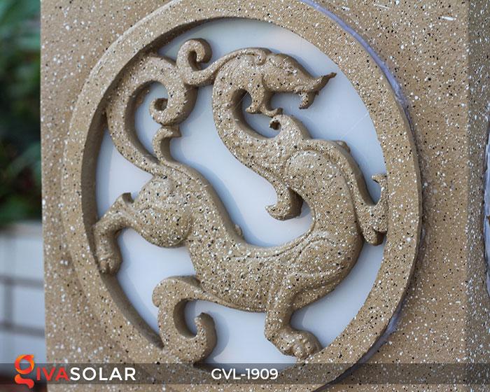 Đèn trụ chiếu sáng sân vườn GVL-1909 7