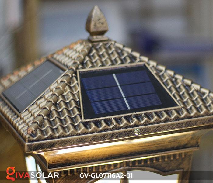 Đèn trụ cổng năng lượng mặt trời GV-GL07116A2-01 16