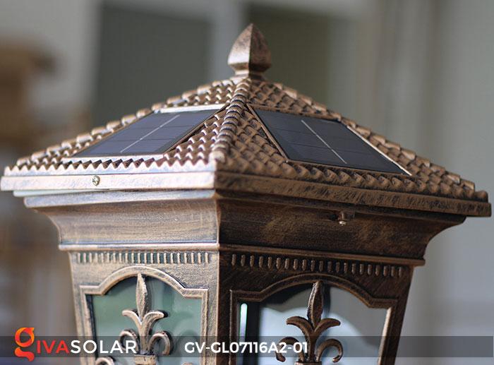 Đèn trụ cổng năng lượng mặt trời GV-GL07116A2-01 17