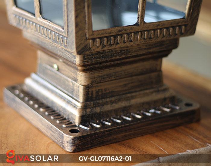Đèn trụ cổng năng lượng mặt trời GV-GL07116A2-01 21