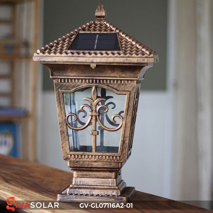 Đèn trụ cổng năng lượng mặt trời GV-GL07116A2-01 8