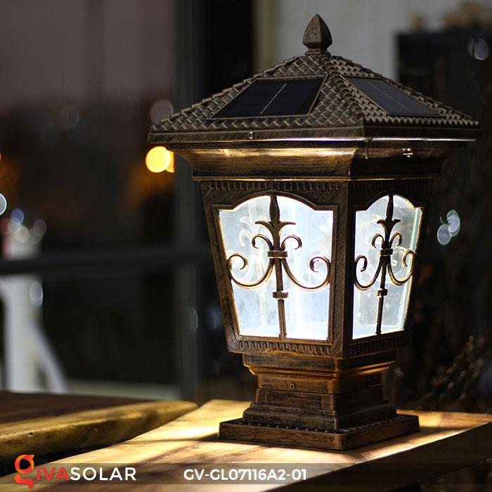 Đèn trụ cổng năng lượng mặt trời GV-GL07116A2-01 10