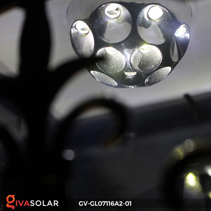 Đèn trụ cổng năng lượng mặt trời GV-GL07116A2-01 14