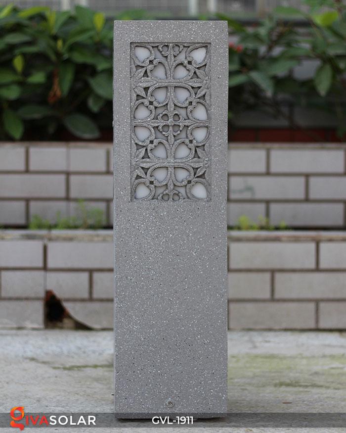 Đèn trụ đá sân vườn GVL-1911 1