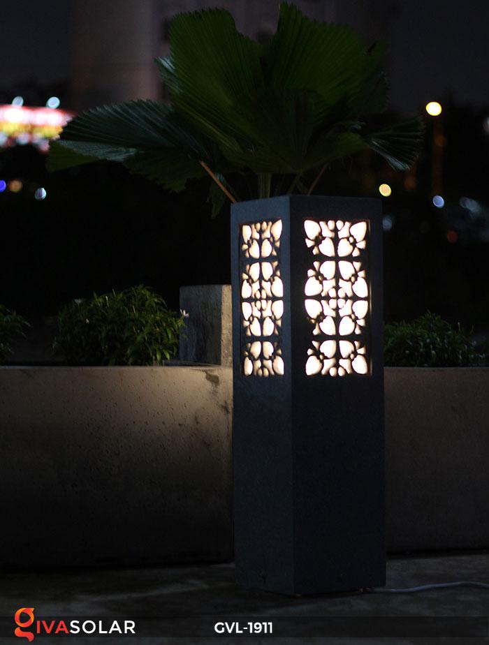 Đèn trụ đá sân vườn GVL-1911 10