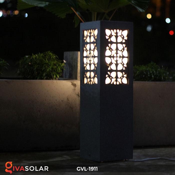 Đèn trụ đá sân vườn GVL-1911 11