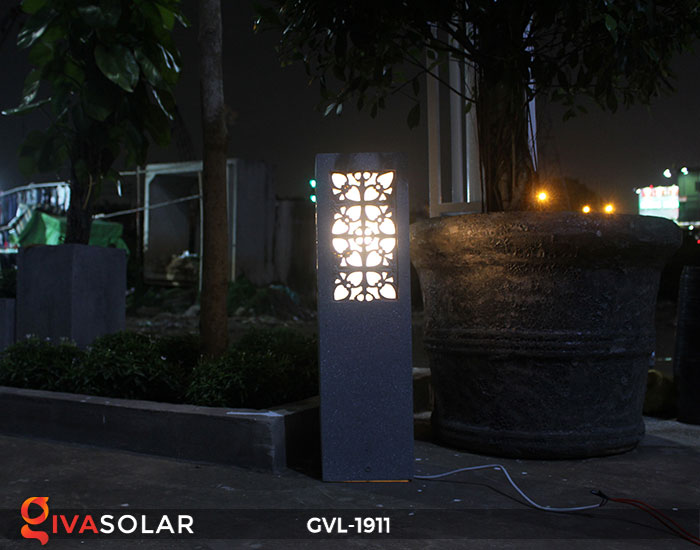Đèn trụ đá sân vườn GVL-1911 13