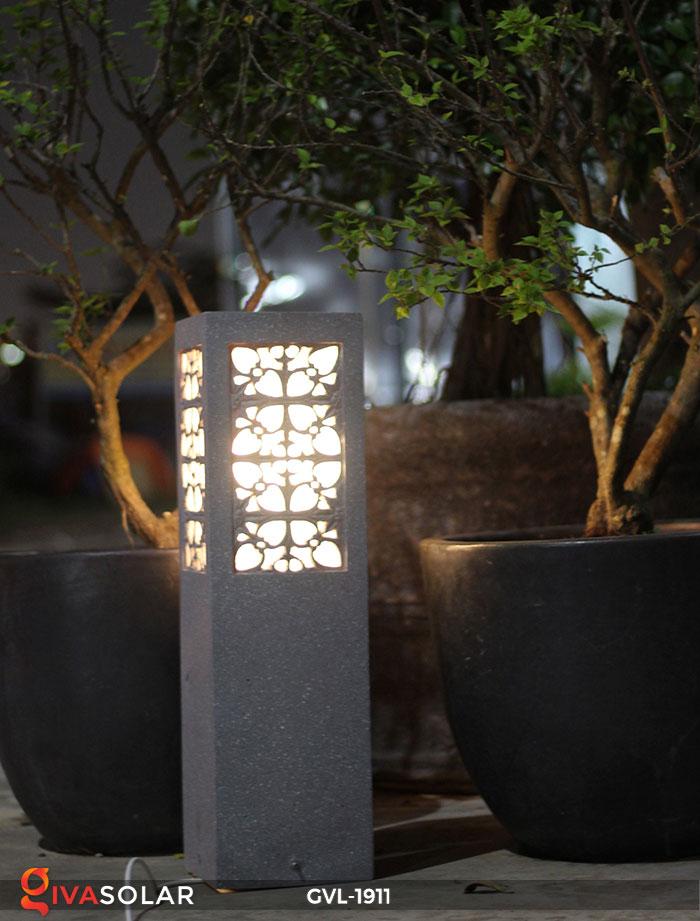 Đèn trụ đá sân vườn GVL-1911 16