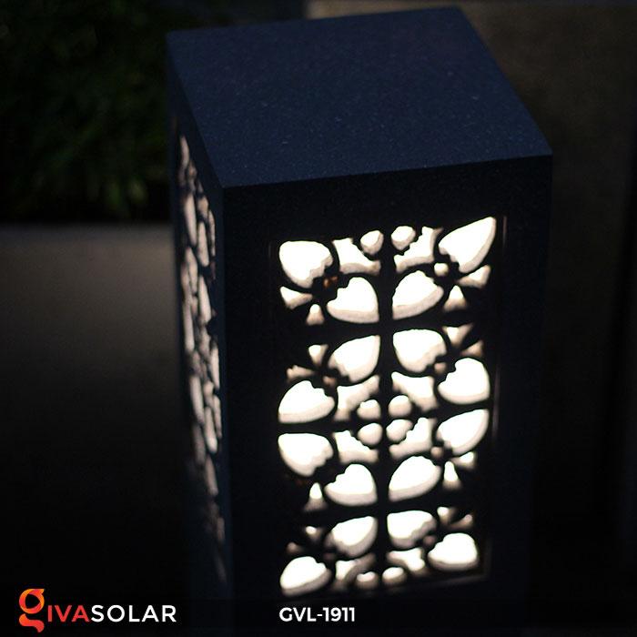 Đèn trụ đá sân vườn GVL-1911 17