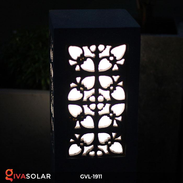 Đèn trụ đá sân vườn GVL-1911 18