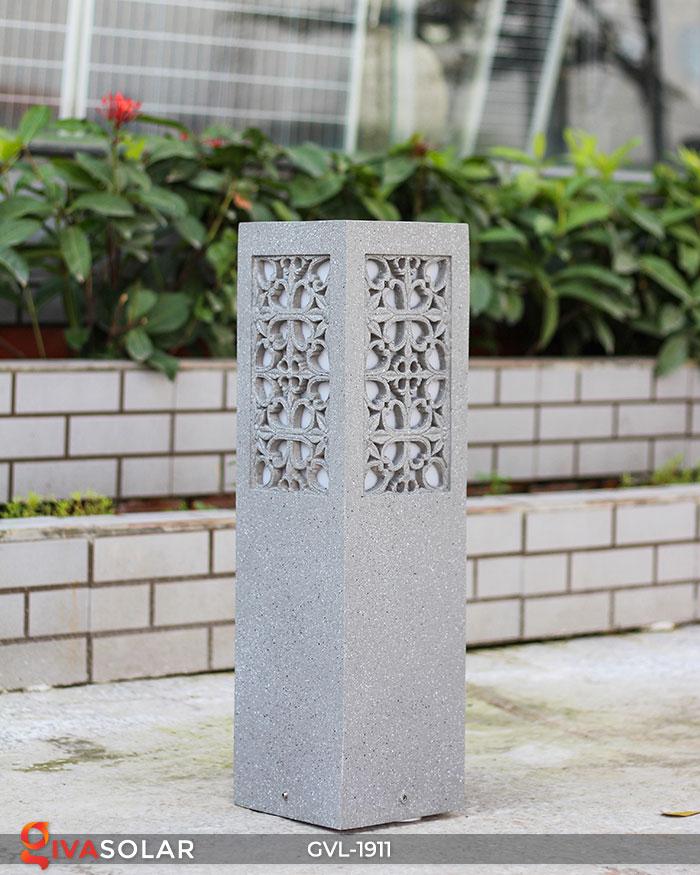 Đèn trụ đá sân vườn GVL-1911 2