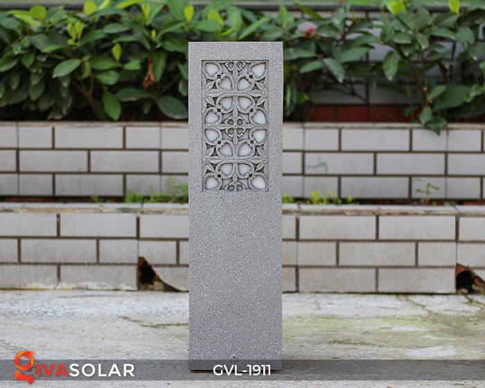 Đèn trụ đá sân vườn GVL-1911 3