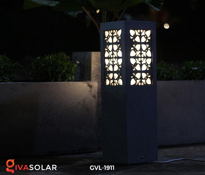 Đèn trụ đá sân vườn GVL-1911 8
