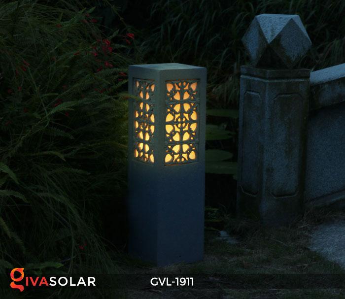 Đèn trụ đá sân vườn GVL-1911 9