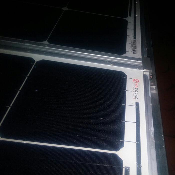 Lắp đặt điện mặt trời hòa lưới cho gia đình 5KW ở Bình Dương 10