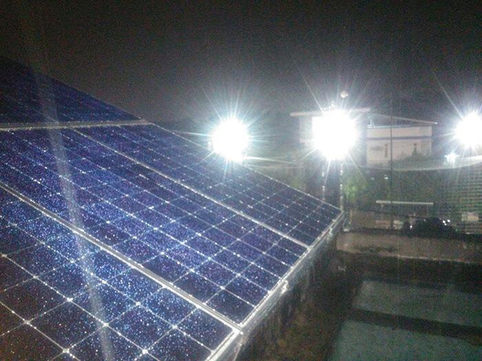 Lắp đặt điện mặt trời hòa lưới cho gia đình 5KW ở Bình Dương 8
