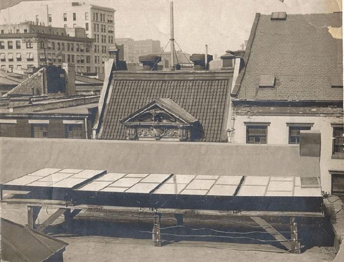 Lịch sử của tấm pin năng lượng mặt trời 7